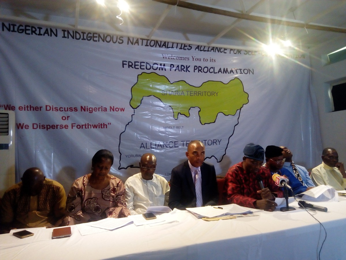 Self-determination: Middlebelt, Southern Nigerian Groups Demand Deferment Of 2019 Elections